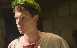 "Simon Woods as Augustus in ""Rome"""